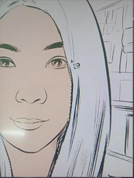 วิธีวาดภาพการ์ตูนล้อเลียน